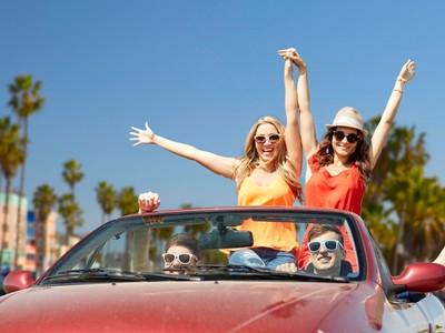 友達とワイワイ♪ドライブ計画はもう立てた?