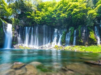 みなぎる自然のパワー!絶景「滝」に癒されよう♪