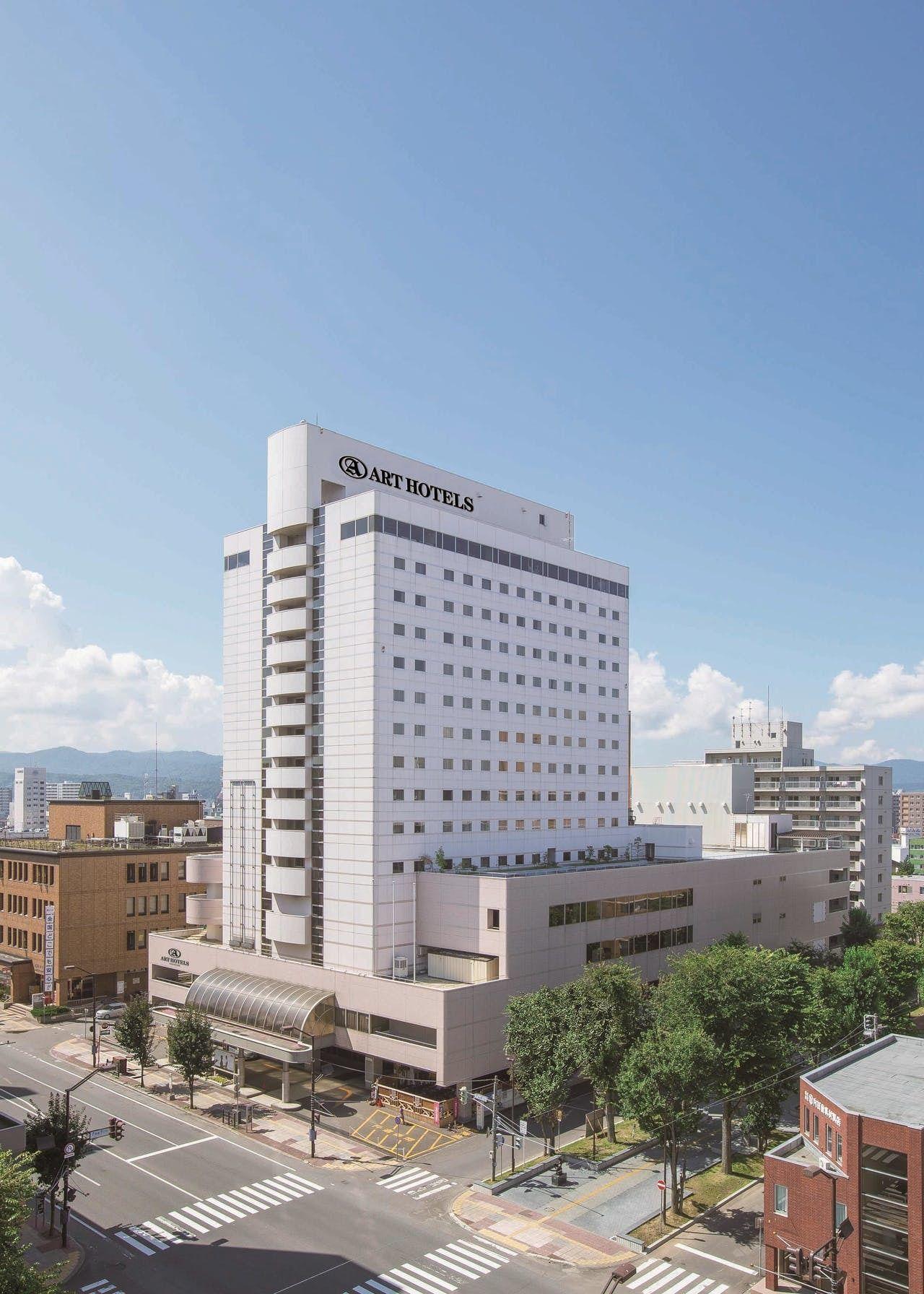 【北海道・滝川のホテル】周辺や主要駅から札幌・旭川ホテルも紹介の画像