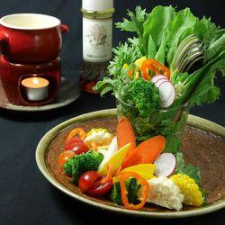 【梅田周辺】新鮮な野菜で、心も体もフレッシュに!