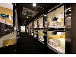 【大阪×カプセルホテル】安くておしゃれ!おすすめカプセルホテル4選♡