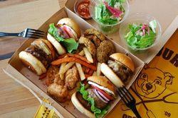 【汐留周辺】アメリカンな絶品ハンバーガー6選☆