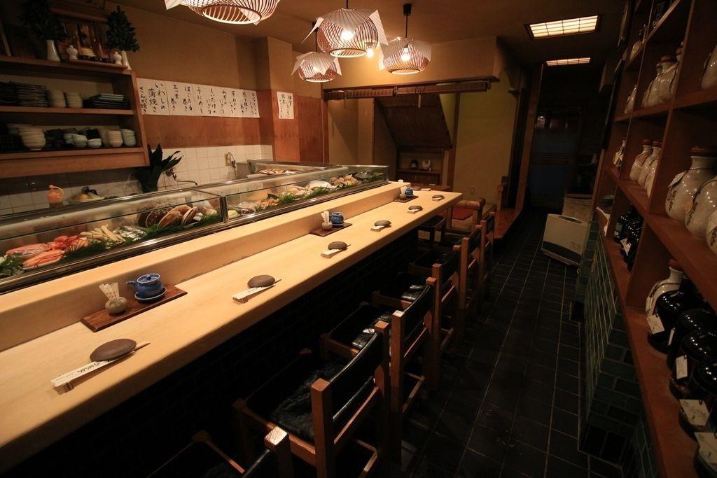 自由が丘で回らない寿司を満喫♡ここに行けば間違いなし厳選9選の画像