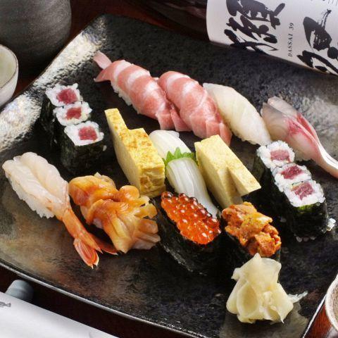 自由が丘で寿司を満喫♡ここに行けば間違いなしの人気店を厳選8選の画像