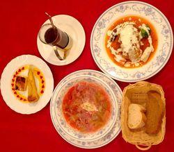 【ロシア料理】新宿から近い店◎いつもと違った食事を楽しみたい方必見♪