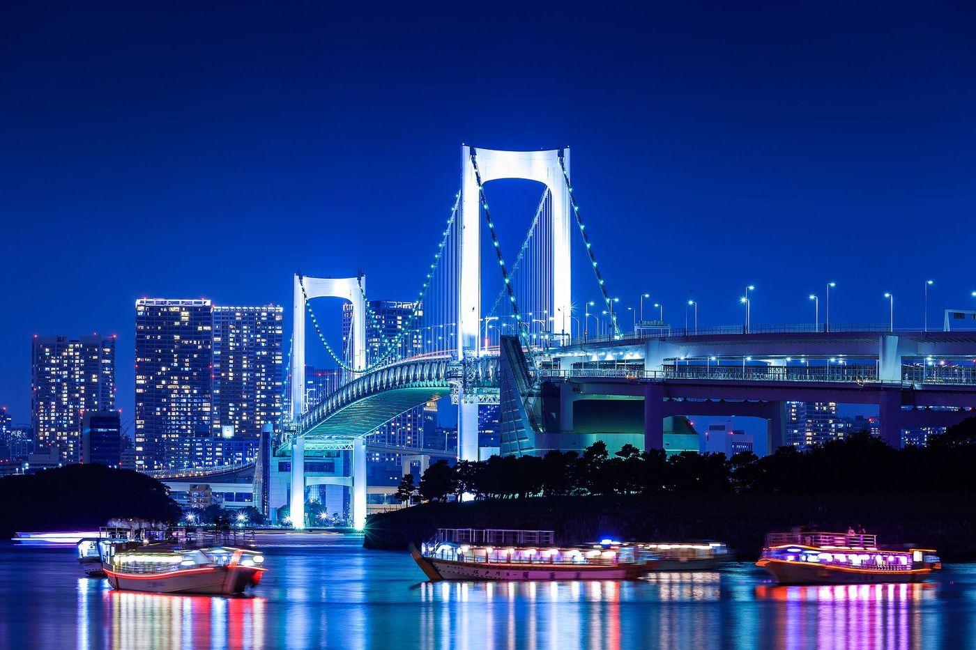 【2020最新】東京の夜を楽しもう♡おすすめ観光スポット5選の画像