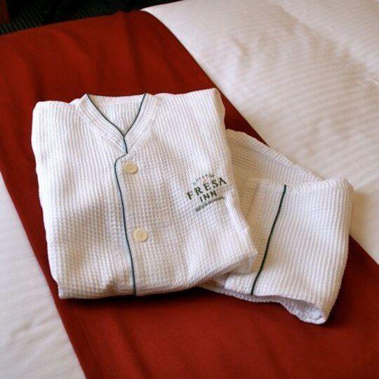 ビジネス ホテル パジャマ