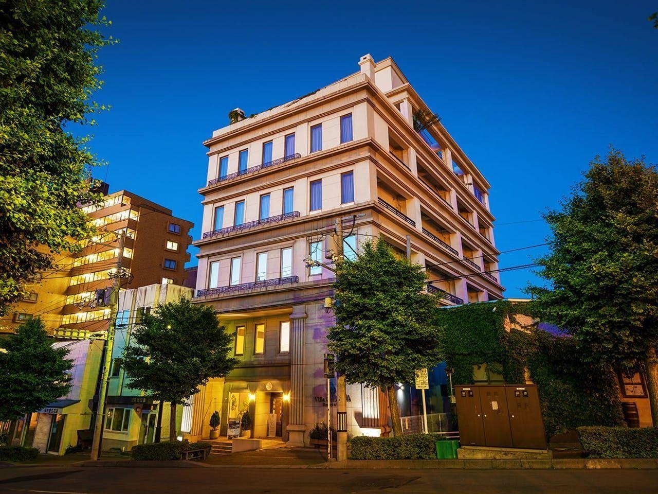 【函館】人気高級ホテル10選!ワンランク上の贅沢リッチステイの画像