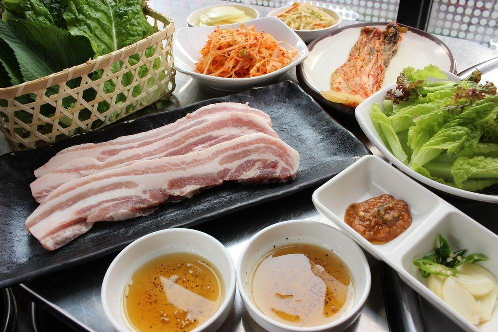 【横浜駅近】韓国料理で美人に?安いランチでも人気のお店7選♪の画像