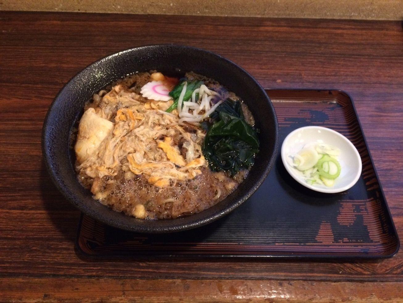 西新宿で香り漂う本格派そばを食べよう!通が通う人気店6選をご紹介の画像