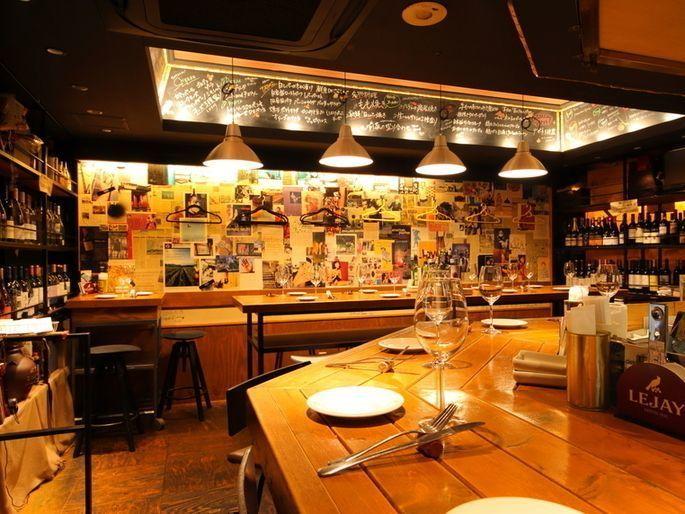【エリア別】渋谷のおしゃれバルで楽しい夜を♡おすすめバル7選!の画像