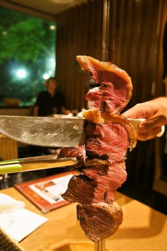 肉を食べてダイエット!? ブラジル料理シュラスコ『ナトレーザ』の画像