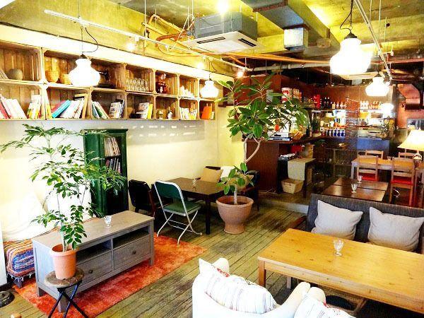 吉祥寺のカフェ15選!おしゃれで可愛いお店から夜カフェまでの画像