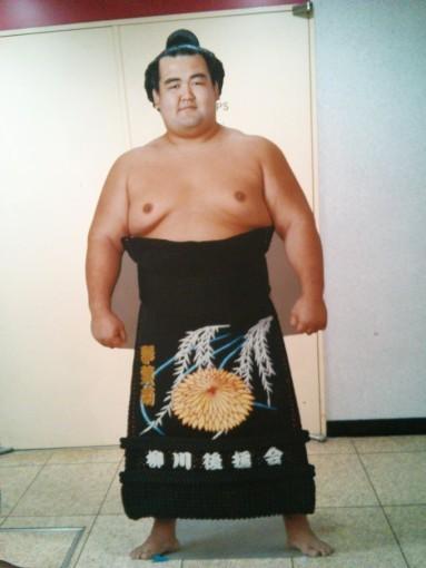"""お相撲さんの匂いの元""""鬢付け油""""の正体は?vol.43の画像"""