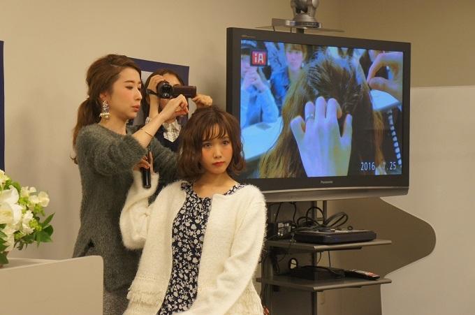 福岡発のカリスマ美容師RUMI 待望のヘアアレンジ集第2弾発売!の画像