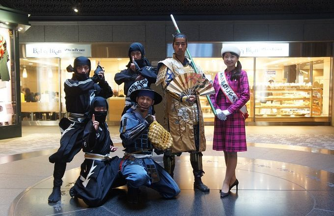 福岡空港⇔中部国際・セントレア空港(名古屋)観光PRイベント開催!の画像