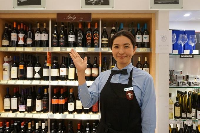 ワインショップ・エノテカ博多大丸店 超お得な5周年感謝セール開催中!の画像