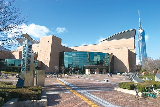 開館20周年☆福岡市総合図書館へ行こう!の画像