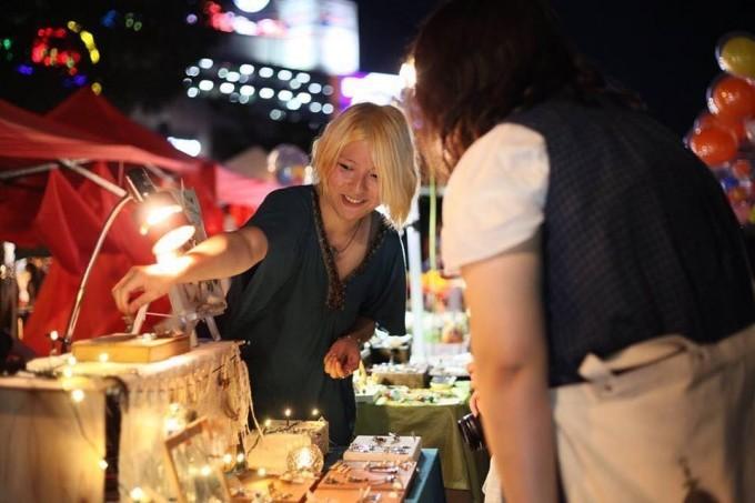 博多の夏&秋の金曜・土曜は清流公園「千年夜市」へ!の画像
