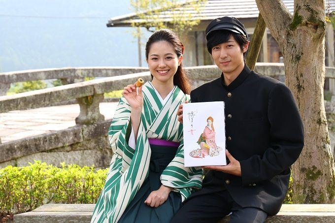 二鶴堂「博多の女」がCMリニューアル!12/17にトークショー開催の画像