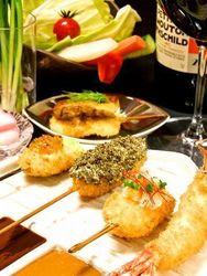 【大阪で串揚げを食べるならここ!】人気の6店舗をご紹介♪