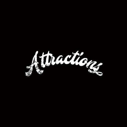 福岡から世界へ!大名のストリートカルチャーから生まれたロックバンド「Attractions」の画像