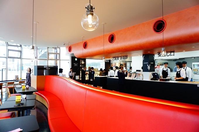 全国初の最新型複合店舗『リンガーハット福岡橋本店』オープン!の画像