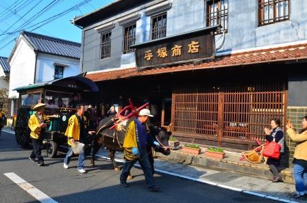 有田焼のお雛様が町を彩る『第14回有田雛(ひいな)のやきものまつり』が2月10日から開催の画像