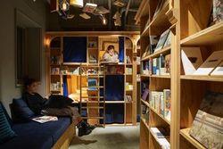 大人気!「BOOK AND BED TOKYO」6店舗目が大阪・心斎橋に誕生☆
