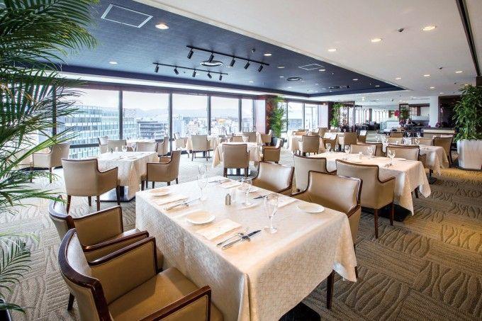西鉄インホテル最上階でお得なランチブッフェを堪能!の画像