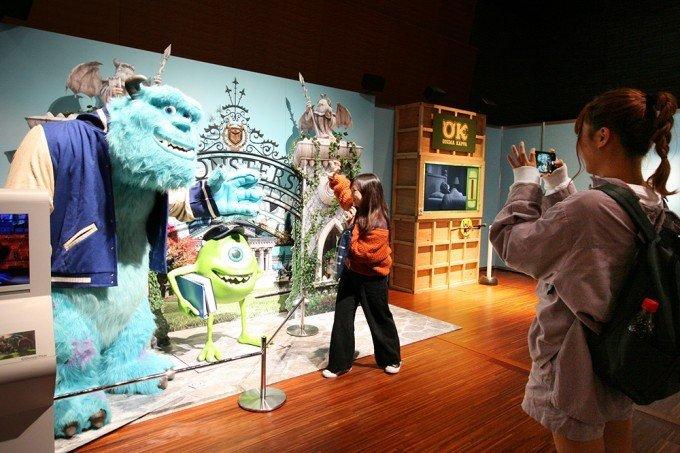 JR博多シティでディズニー/ピクサー長編映画の世界が楽しめるの画像