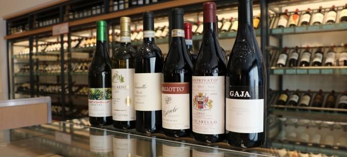 なんと30種類! バローロを含む北イタリアの名ワインを飲み比べの画像