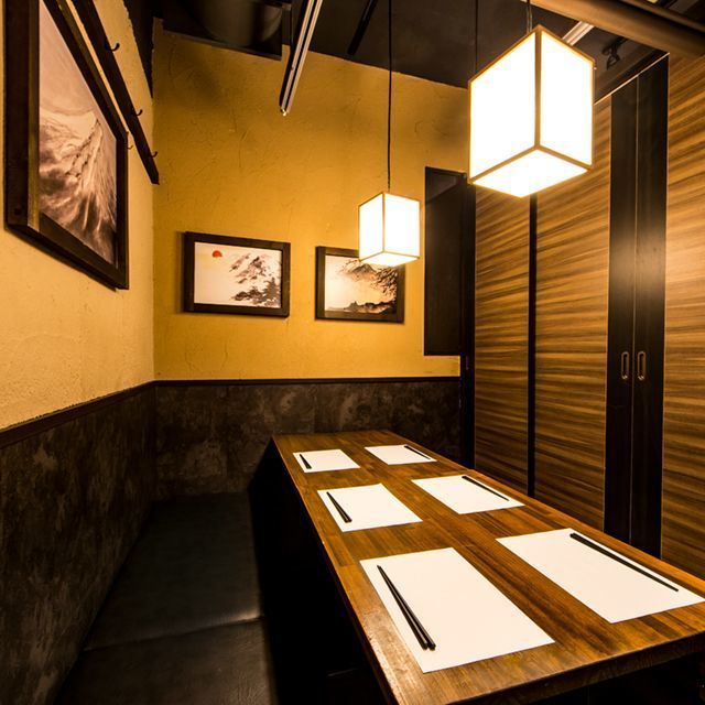 【新横浜】おすすめな個室居酒屋7選!デートから接待までの画像