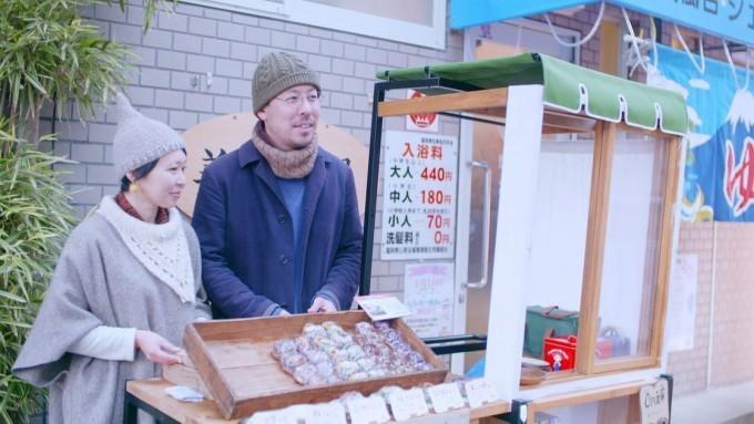 15万円で開業! 街と店と人をつなぐリヤカーの「おむすび専門店」の画像