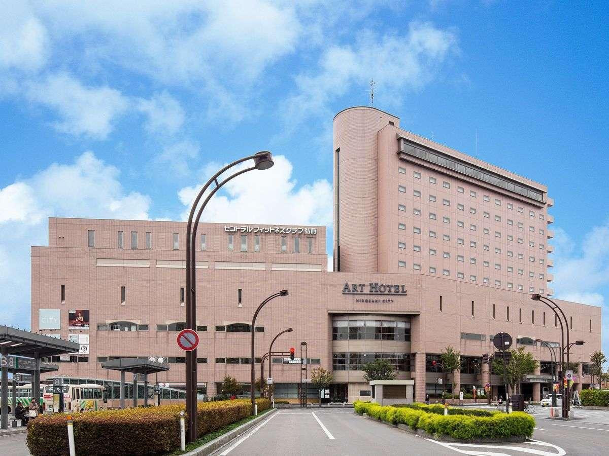 青森のビジネスホテルに泊まるならここ!出張・観光向け12選の画像