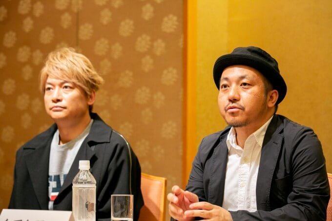 映画「凪待ち」主演の香取慎吾さんと白石和弥監督にインタビューの画像