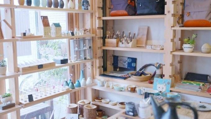 「山」も「まち」も元気に 福岡・糸島の木工雑貨店 にぎわいも創出の画像
