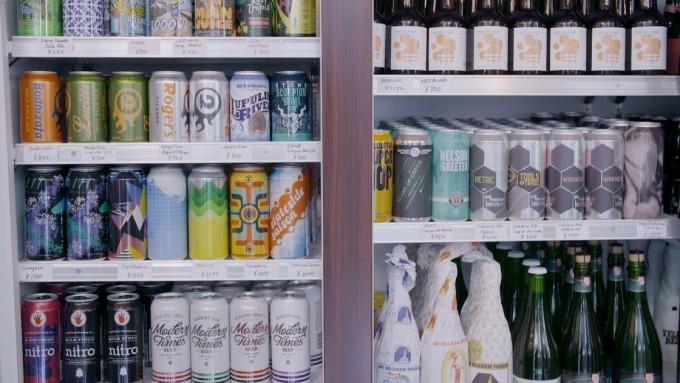 公務員から転身、クラフトビール店主に 角打ちで「飲む楽しさ」を提供の画像