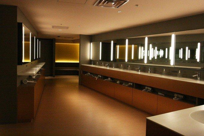 博多リバレインモールにオープンしたカプセルホテルをリポートの画像