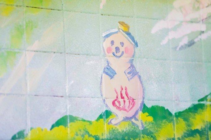 どこかかわいい♡ 銭湯で出合うレトロ遺産【福岡市銭湯特集】の画像