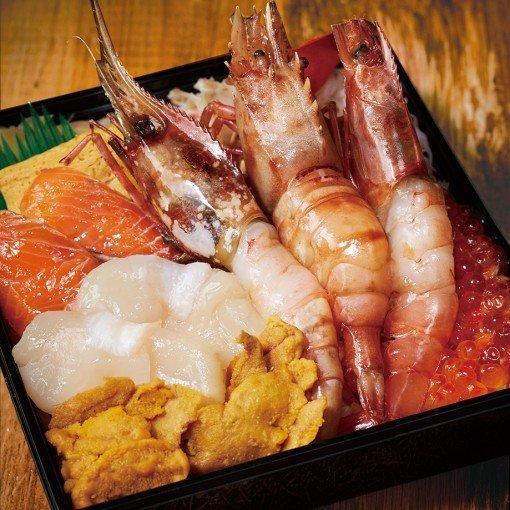 博多阪急「冬の北海道物産大会」開催の画像