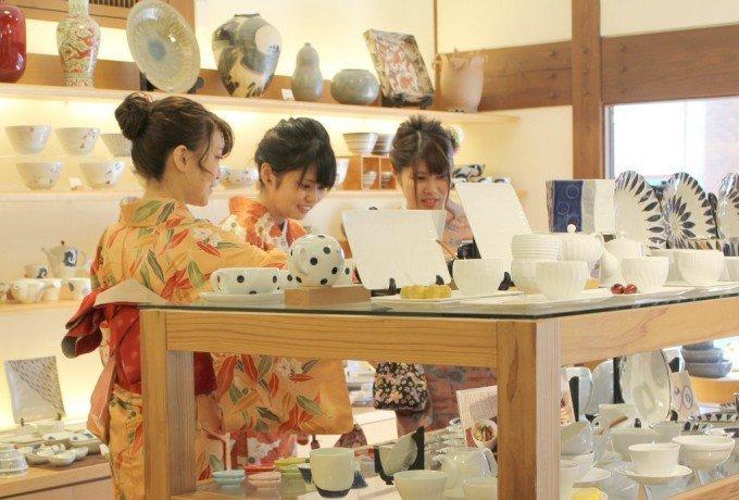 有田町でお得に着物レンタル「きものでありたさんぽ」体験のススメの画像
