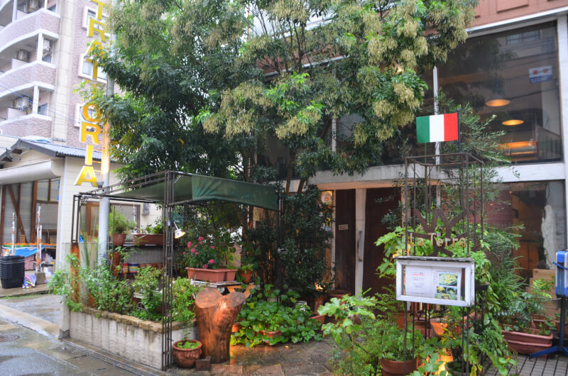 野菜や水にこだわった体に優しい隠れ家イタリアン【La Terra】の画像