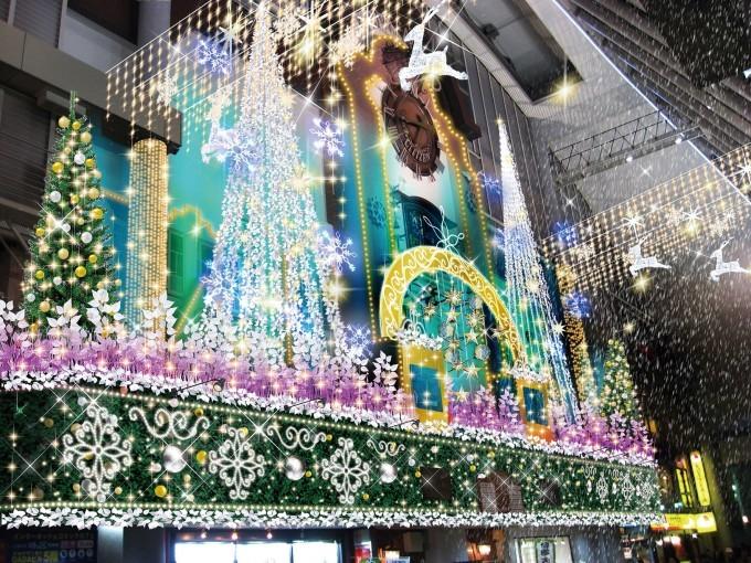 FUKUOKAのクリスマスを撮影してInstagramに投稿を!の画像