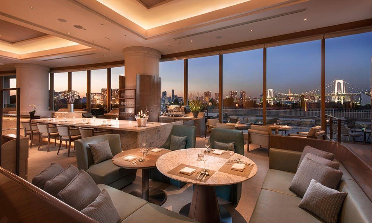 お台場の高級ホテル6選◎1度は泊まりたい贅沢空間で大人の休日をの画像