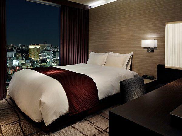 2人で過ごしたい♡東京のクリスマスの夜景が見えるホテル☆の画像