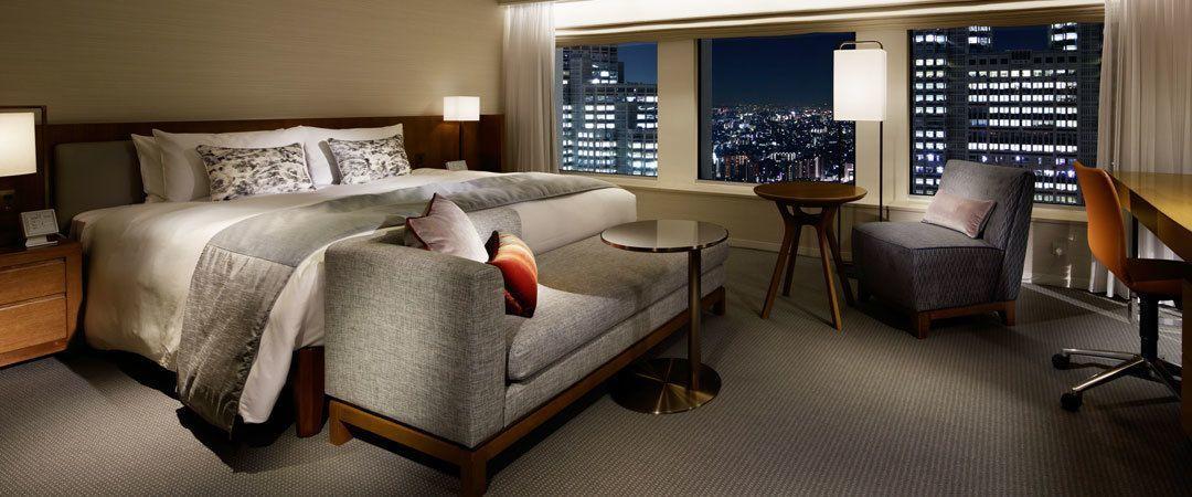 【新宿】おすすめホテル7選!カップル向けの素敵な宿をご紹介♪の画像