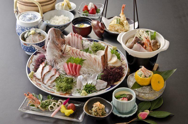 天神の和食は本格派!高級店の割烹からおしゃれなお店まで6選の画像