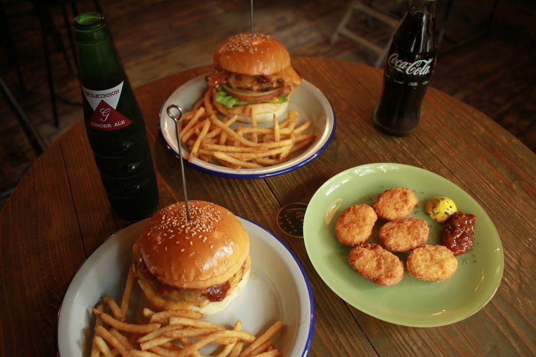福岡の本格的なハンバーガーならここ!おしゃれなお店7選を紹介の画像