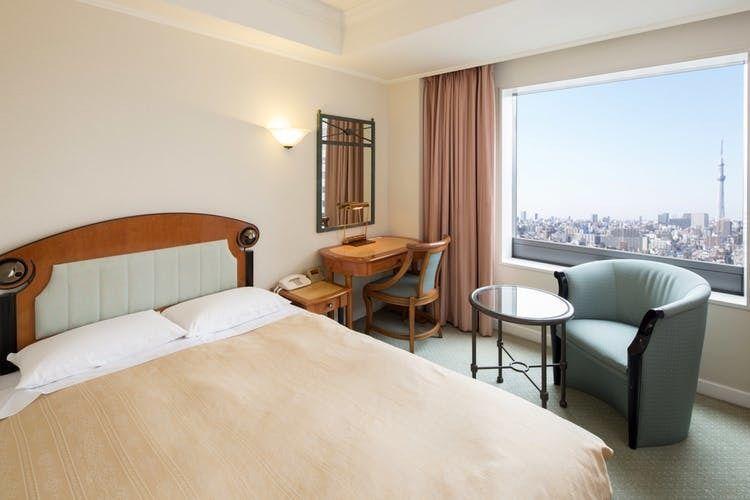 【浅草観光の後はゆったり】温泉スポットと素敵なホテルをご紹介!の画像